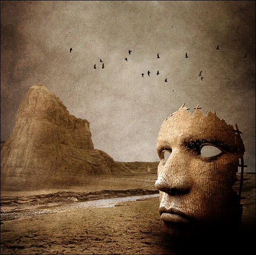 ozymandias and immortality Ozymandias i met a traveller from an antique land who said: two vast and trunkless legs of stone stand in the desert near them, on the sand, half sunk, a shattered visage lies, whose frown.